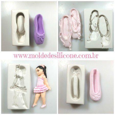 Moldes Kit de Balé 0182