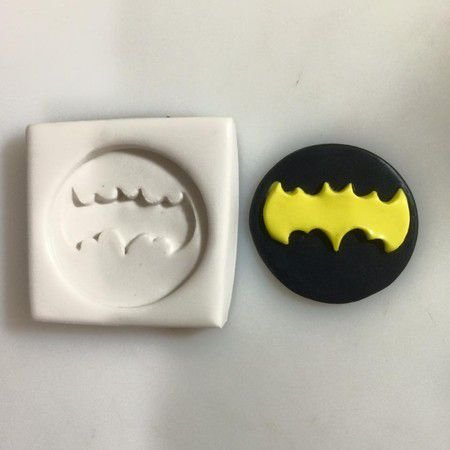 Molde Plaquinha Batman 0255