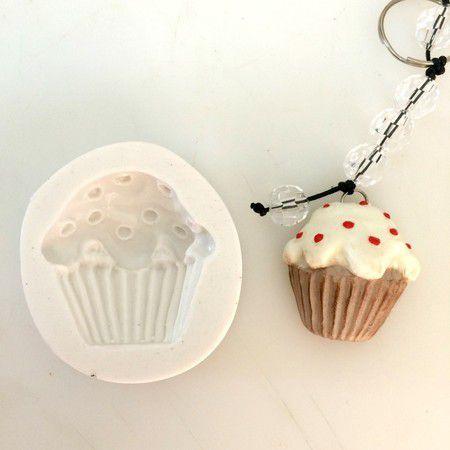 Molde Cupcake com confeti 4,5cm 305