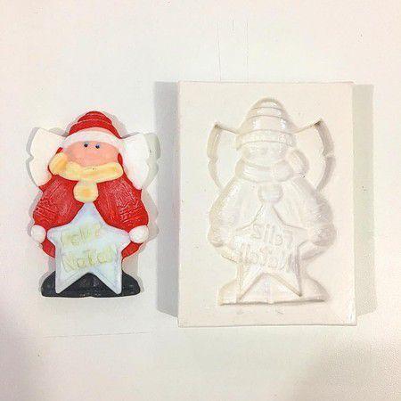 Molde Anjo do Natal 549