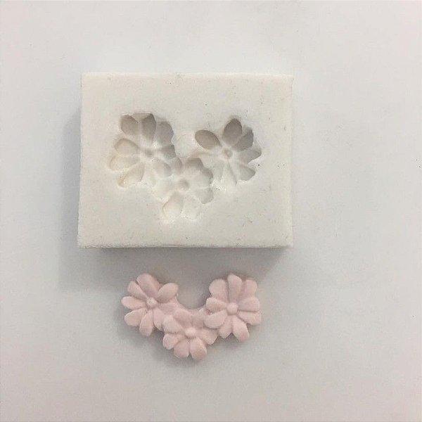 Molde Cascata de flor 580