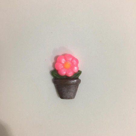 Molde Micro vaso de flor 586