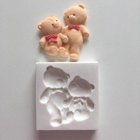 Molde Dois Ursos 641