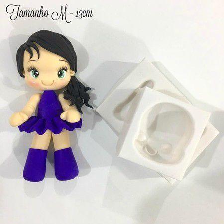 Moldes Kit Coleção Bonecas M 931
