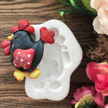 Molde galinha 1199