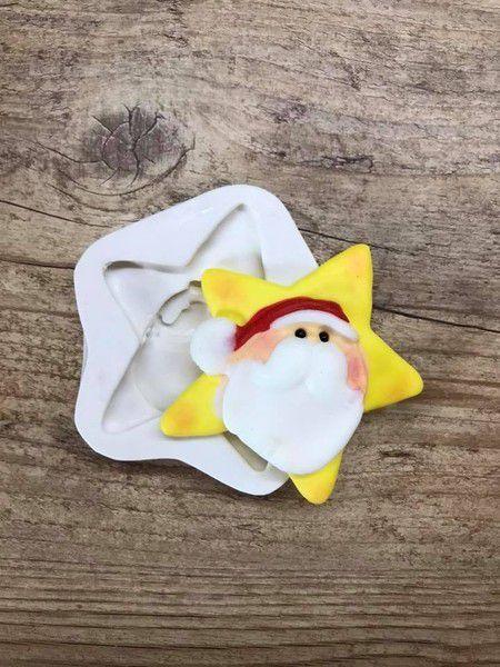 Molde Noel na estrela 1588