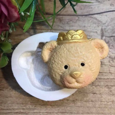 Molde Urso rei 1606