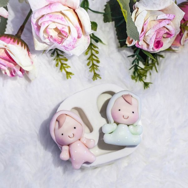 Molde Bebê de Pijaminha 2074