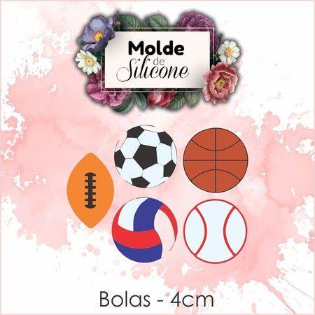 Molde Kit Bolas 044