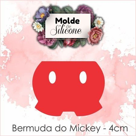 Cortador Calça do Mickey