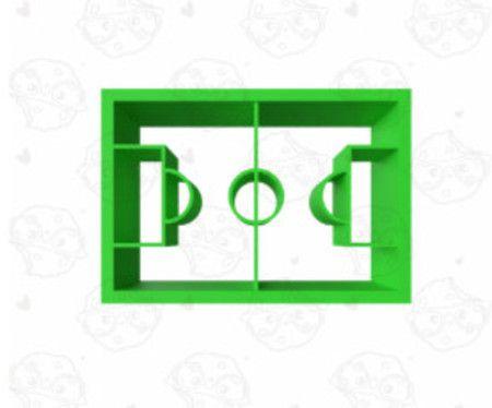 Cortador Quadra de Futebol