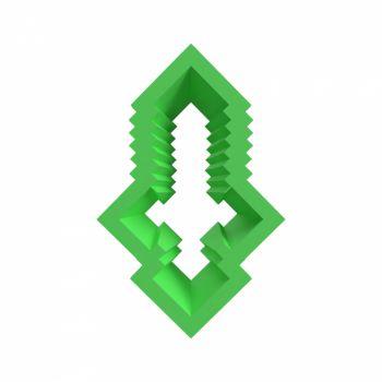 Cortador Espada Minecraft