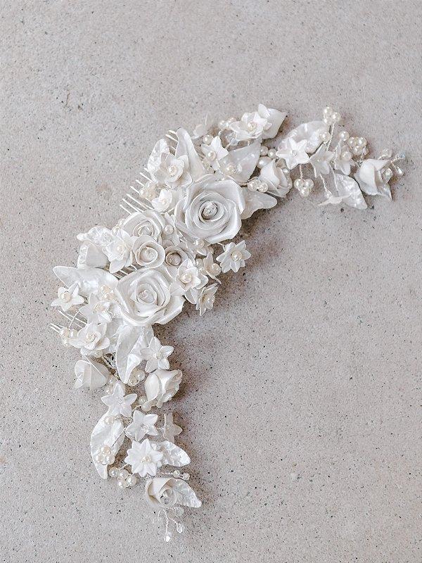 Arranjo Porcelana Bouquet