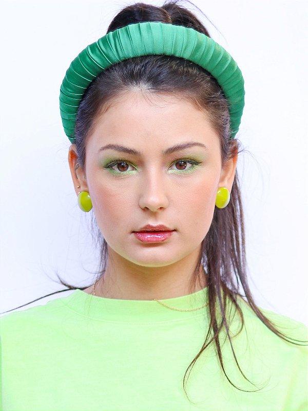 Tiara Cetim Viola Green House