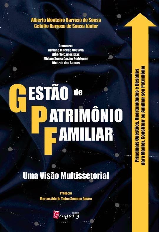 LIVRO GESTÃO DE PATRIMÔNIO FAMILIAR