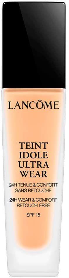 BASE LANCÔME TEINT IDOLE ULTRA WEAR 24HS COR 024 BEIGE VANILLE