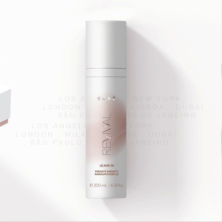 LEAVE-IN INSTANT REPAIR AND SHINE REVIVAL BRAÉ
