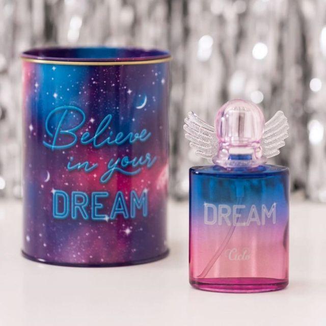 PERFUME BELIEVE IN YOUR DREAM