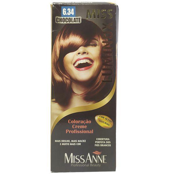 TINTA MISS LUMINUX CHOCOLATE 6.34