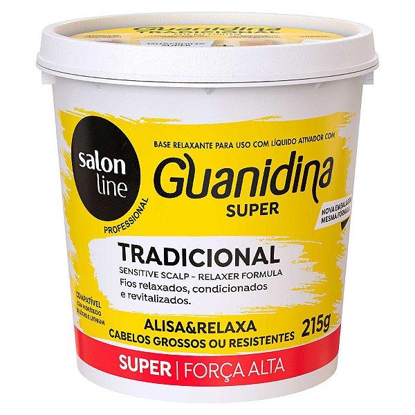 ALISAR E RELAXA CABELOS GROSSOS OU RESISTENTES SALON LINE