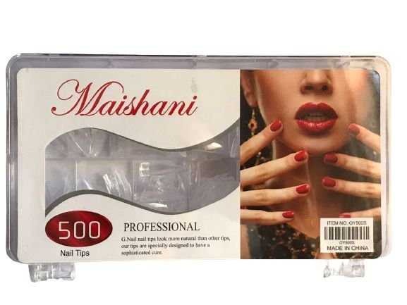 TIPS MAISHANI PROFISSIONAL- ESTILETO 500 UN