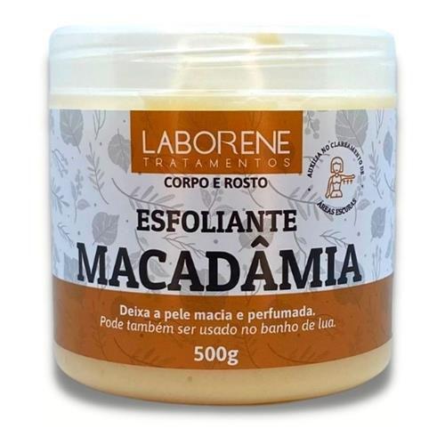 ESFOLIANTE LABORENE MACADAMIA 500G