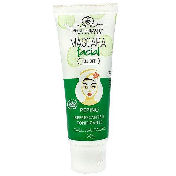 MASCARA FACIAL PEPINO PHALLEBEAUTY 50G