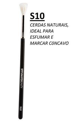 PINCEL PARA ESFUMAR S10 SFFUMATO BEAUTY