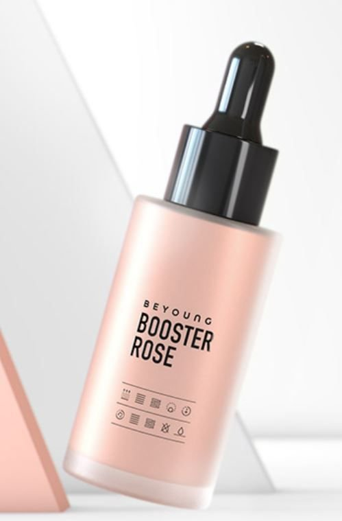 BOOSTER ROSE BEYOUNG