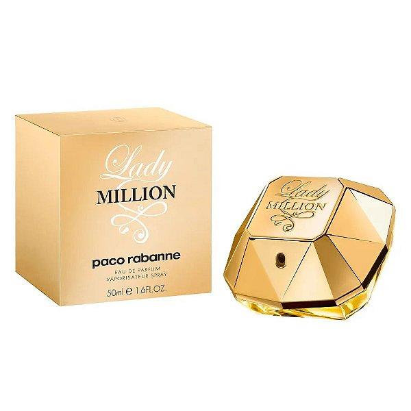 PERFUME LADY MILION PACO RABANNE 50ml