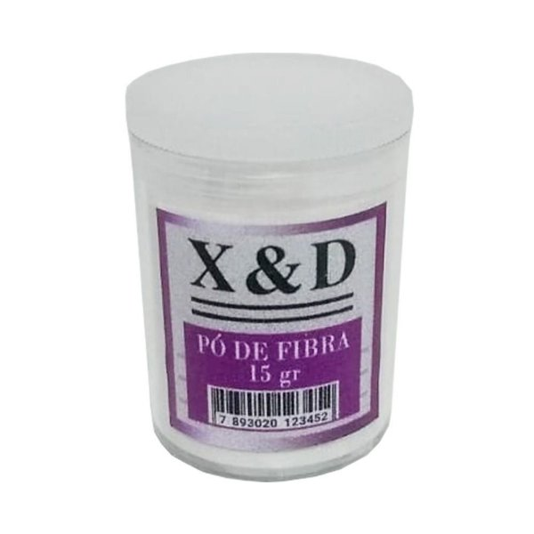 PÓ DE FIBRA  X&D