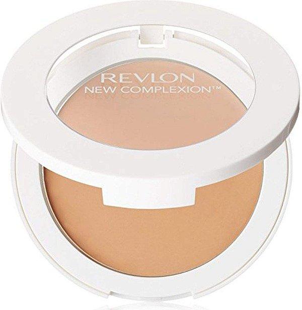 NEW COMPLEXION COMPACT MAKEUP SAND BEIGE 03 REVLON