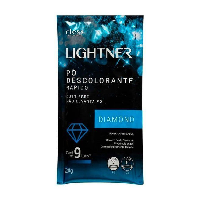 PÓ DESCOLORANTE  DIAMOND LIGHTNER