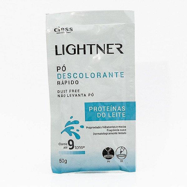 PÓ DESCOLORANTE  POTEINAS DE LEITE LIGHTNER