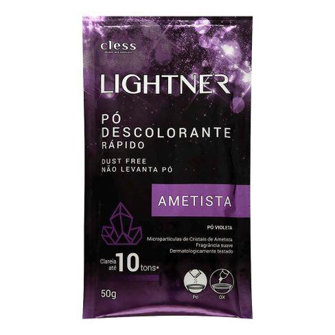 PÓ DESCOLORANTE AMETISTA LIGHTNER