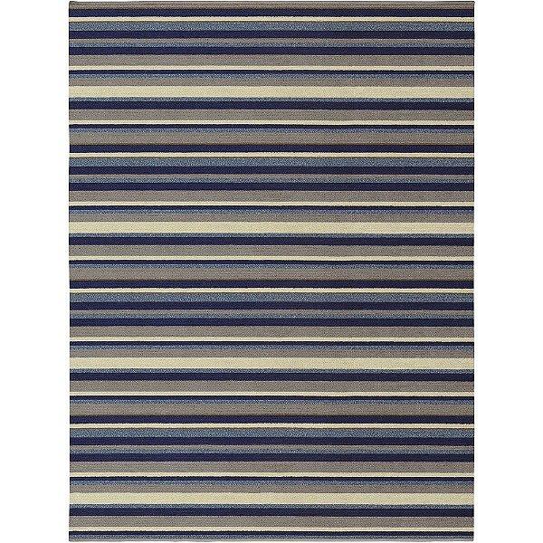 Tapete Metrópole Azul 1,50 x 2,00- Tapetes São Carlos