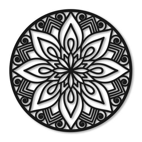 Mandala Flor do Oriente