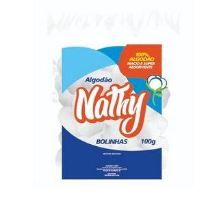 Algodao Nathy Bola 100g