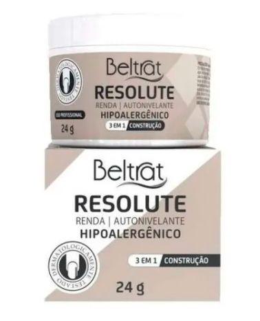 Gel Beltrat Resolute Renda 24g Hipoalergênico