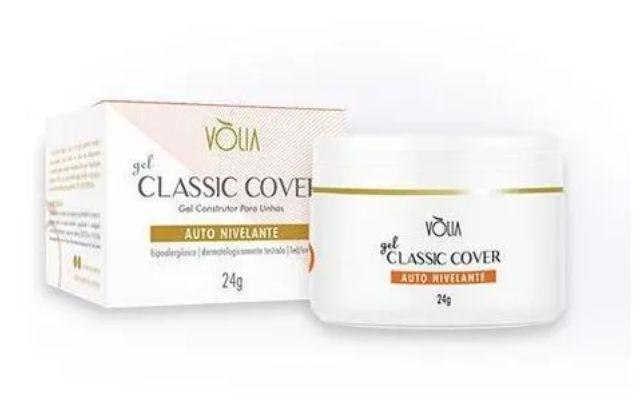 Gel Da Volia Classic Cover 24g Vólia