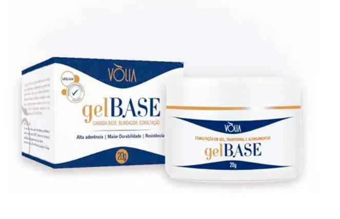 Gel Base Volia Profissional Led Uv 20g Original
