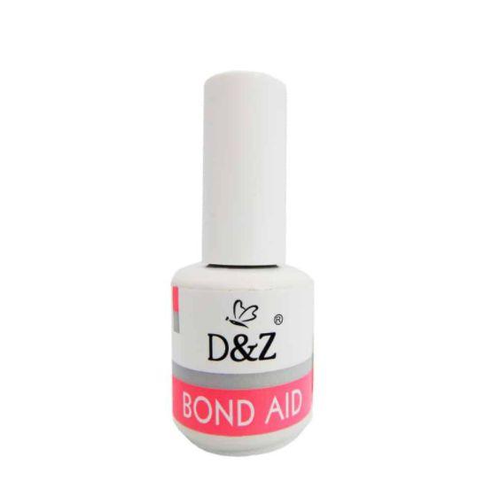 Bond Aid D&z Unhas Acrigel Gel Porcelana 15ml