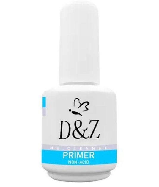 Primer No Ácid D&Z Dz Uv Led Unhas Acrigel Porcelana Fixador 15ml