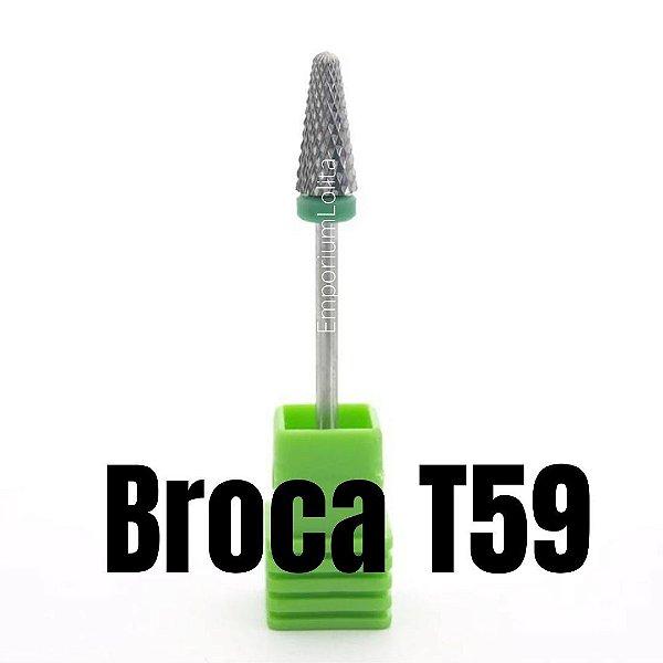 Broca De Tungstênio T59