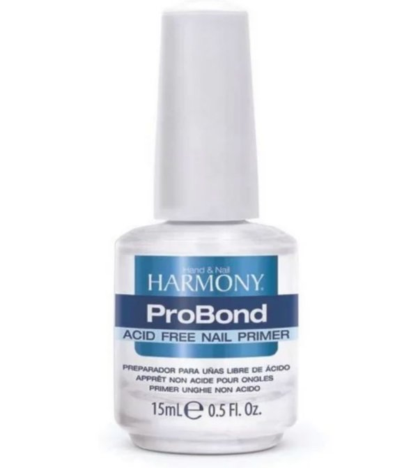 Preparador de Unhas Livre de Ácidos Pro Bond Harmony 15ml