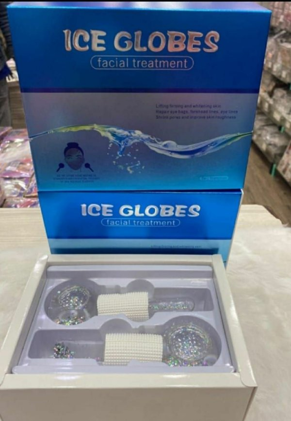 Esferas de Cromoterapia - Ice Globes Facial Treatment