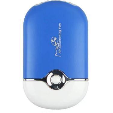 Mini Ventilador Portátil Secar Cola Alongamento De Cílios