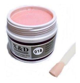 Gel X&D 15g 18 Light Pink