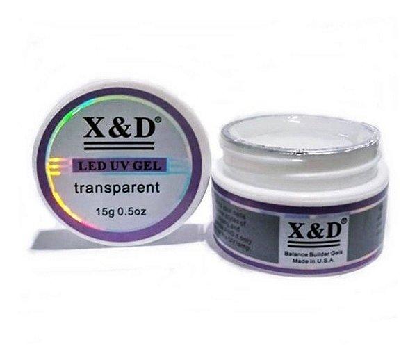 40 Gel X&D Transparente 15g