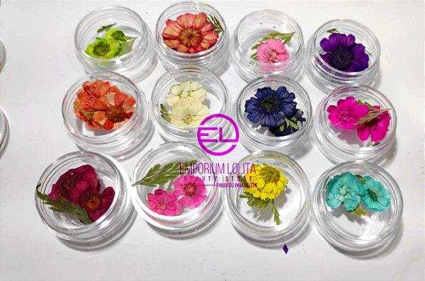Kit Flores Grandes Primavera  Para Encapsular